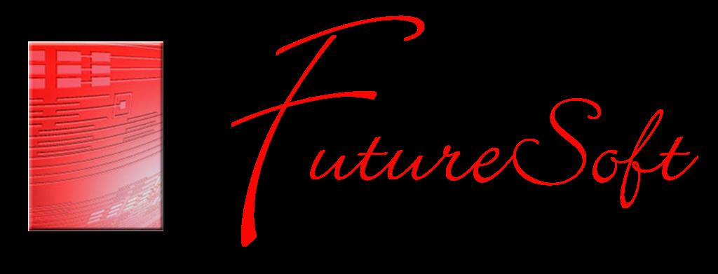 FutureSoft Logo Extra Large